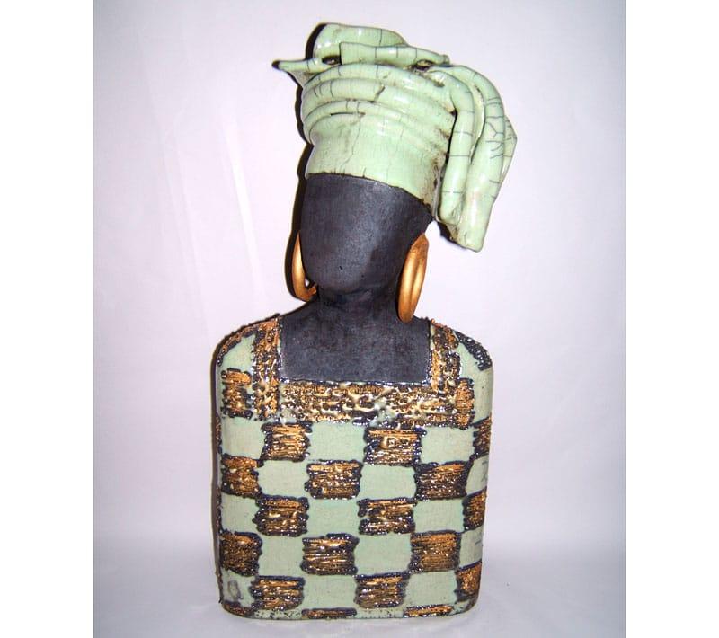 Buste Femme Africaine